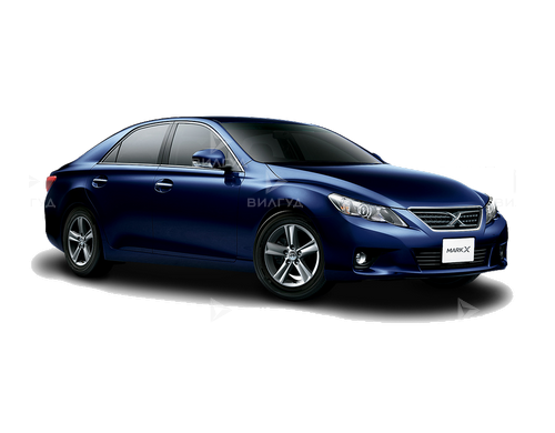 Диагностика ошибок сканером Toyota Mark X в Дмитрове